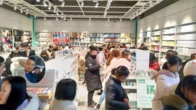 YOYOSO韩尚优品江西贵溪店隆重开业2