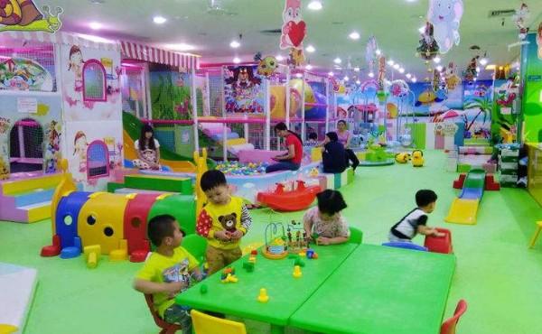 儿童乐园运营投资