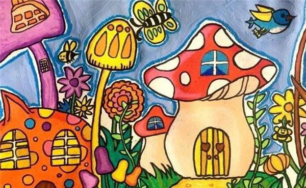 新艺代少儿美术教育加盟